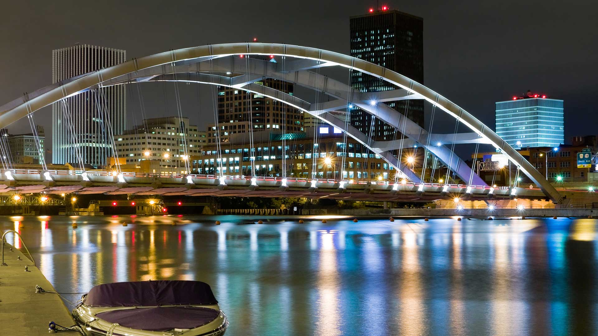 Panorama to illustrate dating in rochester
