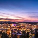Panorama to illustrate dating in spokane