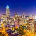 Panorama to illustrate dating in charlotte