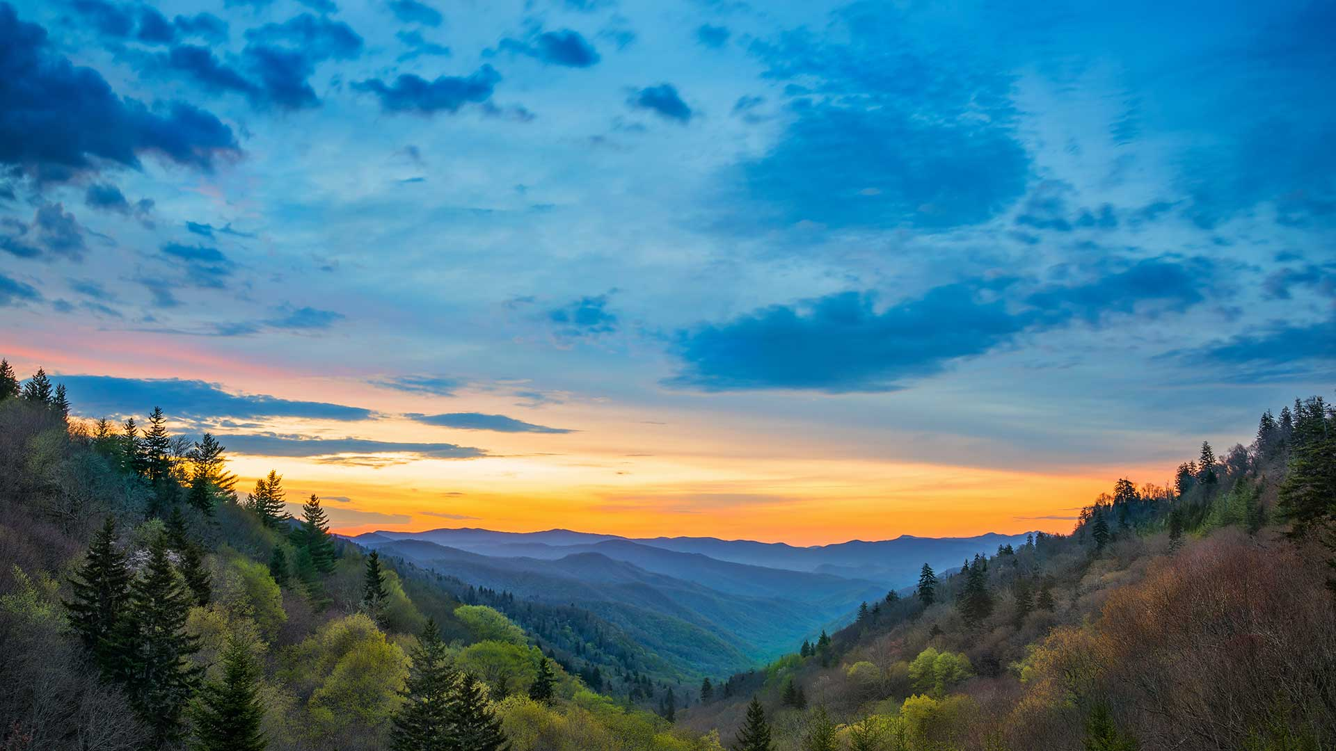 Panorama to illustrate dating in cherokee