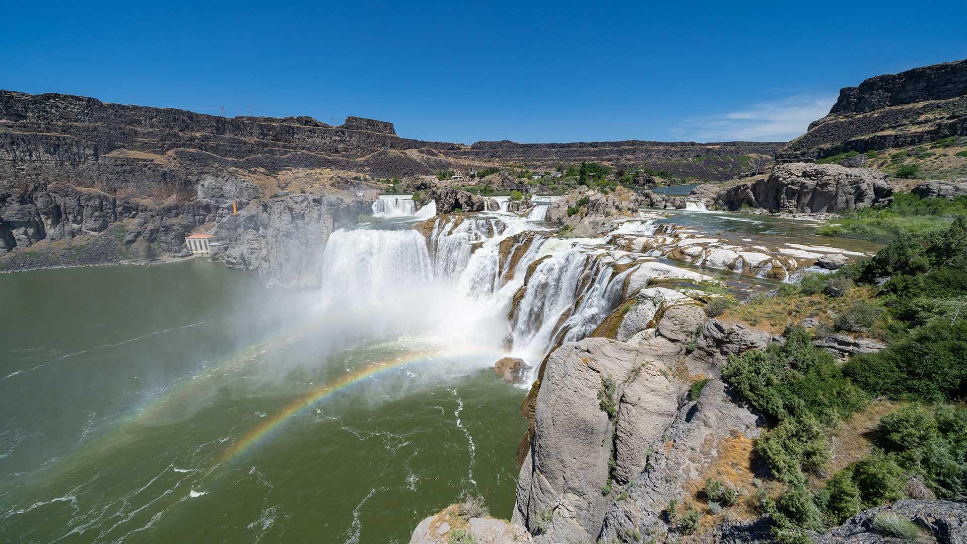Panorama to illustrate dating in idaho falls