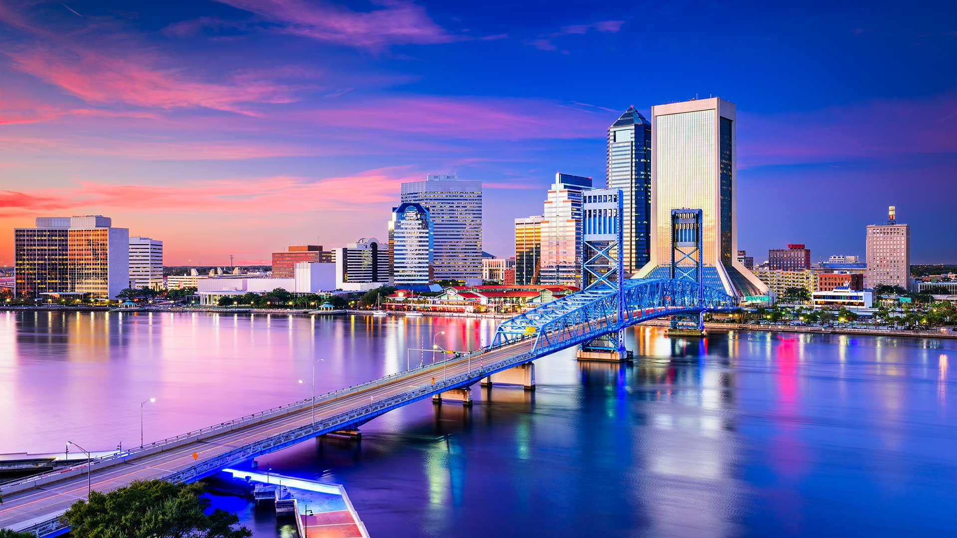 Panorama to illustrate dating in jacksonville