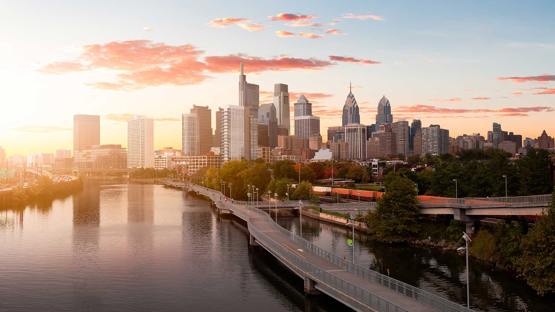 Panorama to illustrate dating in philadelphia