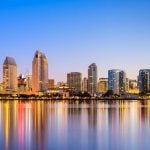 Panorama to illustrate dating in san diego