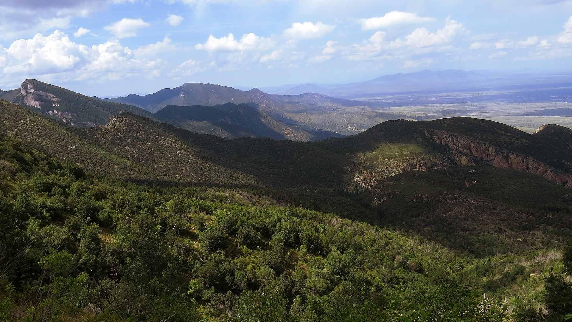 Panorama to illustrate dating in sierra vista