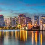 Panorama to illustrate dating in west palm beach